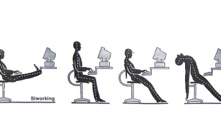 Ergonomic Sitting Positions