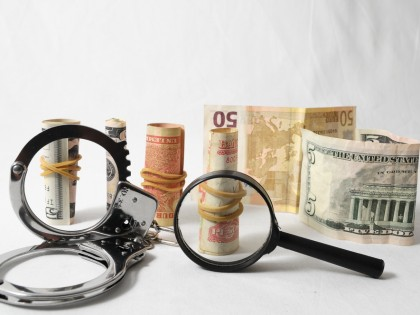 Money laundering and financial crimes