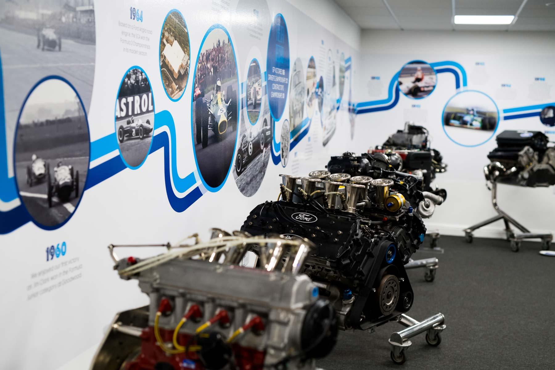 Cosworth Engine